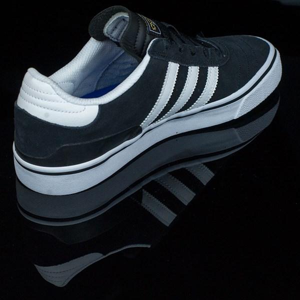 adidas Dennis Busenitz Vulc Shoes Black, Running White, Black Rotate 1:30