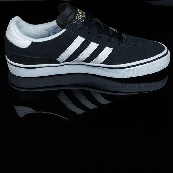 adidas Dennis Busenitz Vulc Shoes Black, Running White, Black Rotate 3 O'Clock