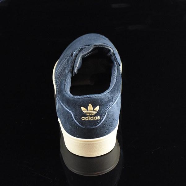 adidas Silas Vulc ADV Shoes Black, Black, Gum Rotate 12 O'Clock