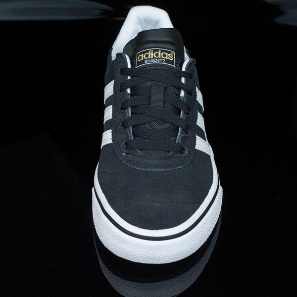 adidas Dennis Busenitz Vulc Shoes Black, Running White, Black Rotate 6 O'Clock