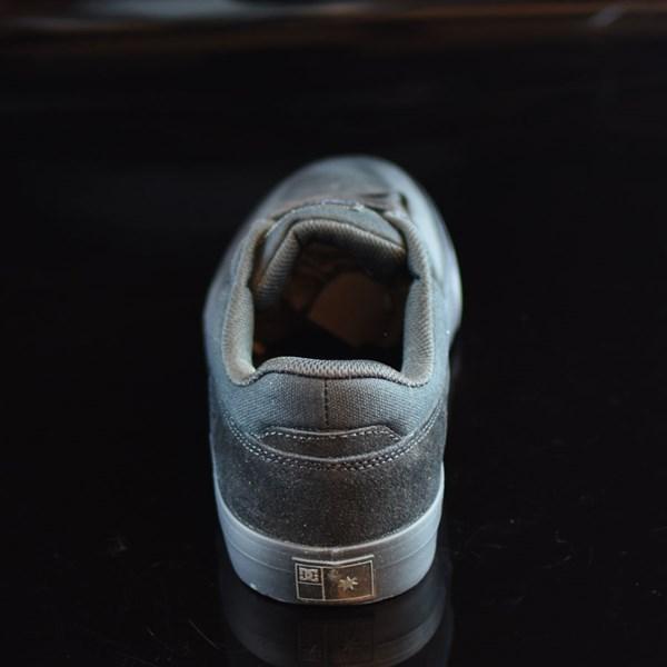 DC Shoes Wes Kremer S Shoes Black, Black Rotate 12 O'Clock