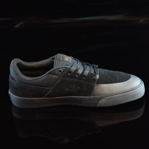 DC Shoes Wes Kremer S Shoes Black, Black Rotate 3 O'Clock