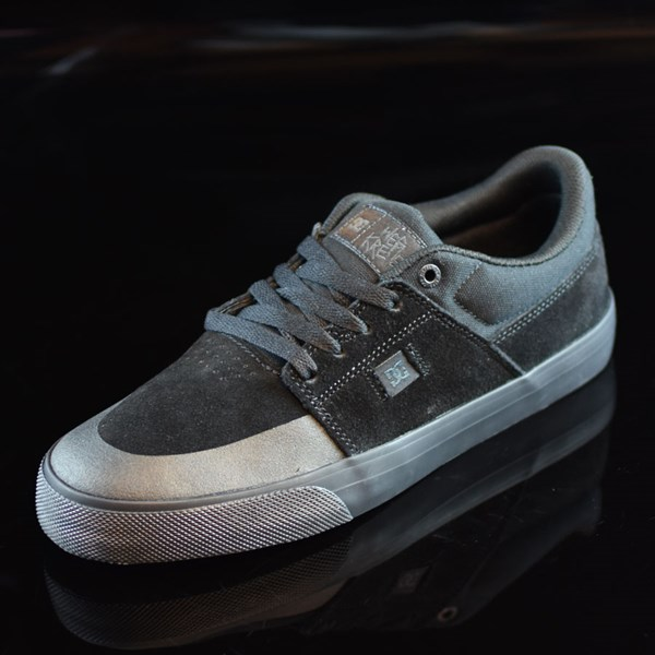 DC Shoes Wes Kremer S Shoes Black, Black Rotate 7:30