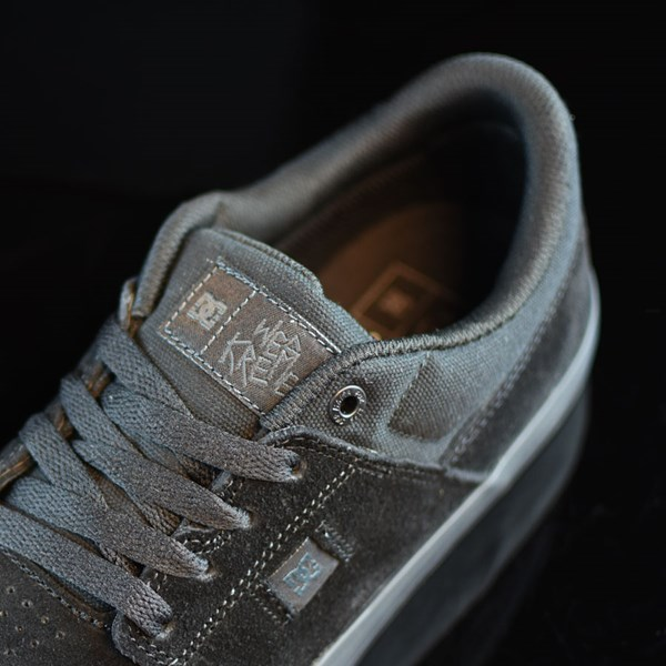 DC Shoes Wes Kremer S Shoes Black, Black Tongue