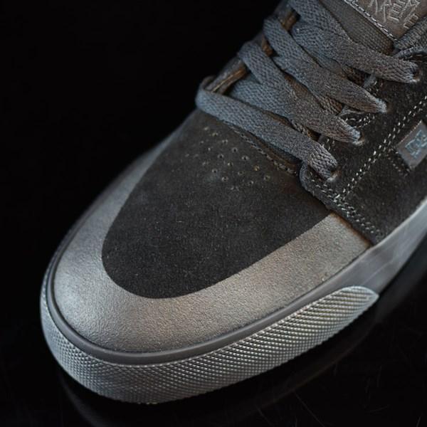 DC Shoes Wes Kremer S Shoes Black, Black Closeup