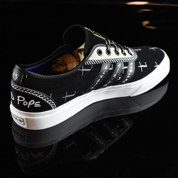separation shoes 1ec04 962d0 ... adidas AAP Ferg X Traplord Adi-Ease Shoes Black, White Rotate 1 ...