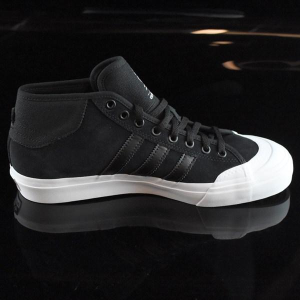 0c04f2487b ... adidas Matchcourt Mid Shoes Black