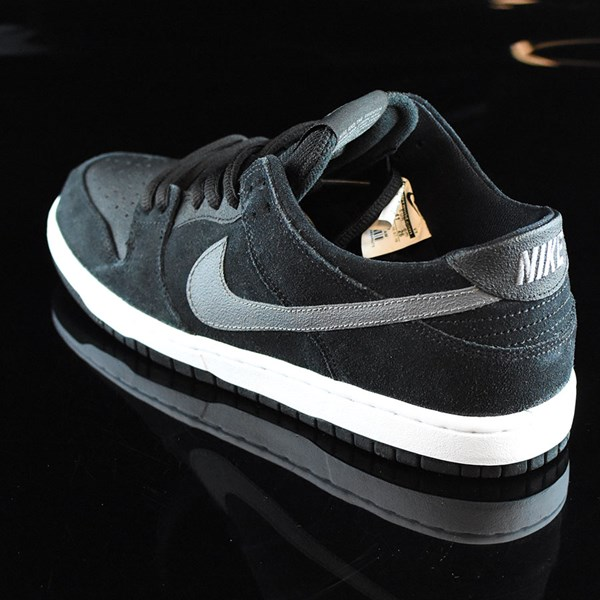 da8eebf5de70 ... White Nike SB Dunk Low Pro IW Shoes Black