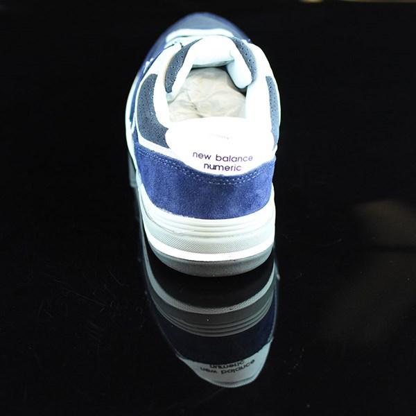 NB# Logan-S 636 Shoes Navy, Grey Rotate 12 O'Clock