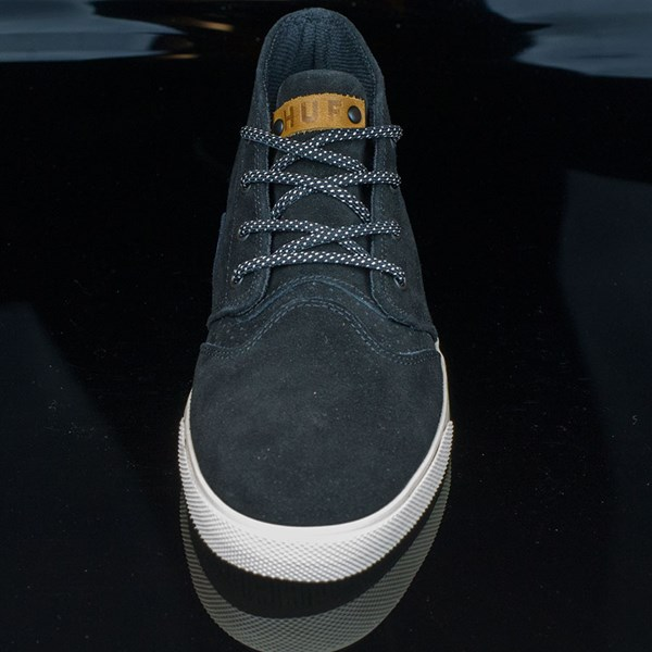 HUF Mercer Shoes Black, Cream Rotate 6 O'Clock