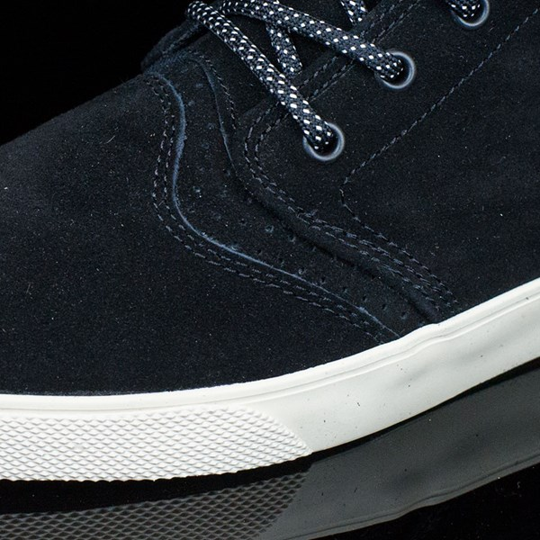 HUF Mercer Shoes Black, Cream Closeup