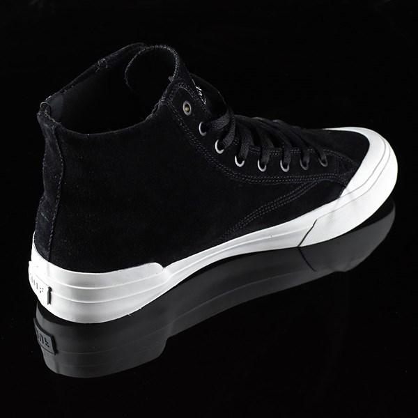 HUF Classic Hi Shoes Black, Bone Rotate 1:30