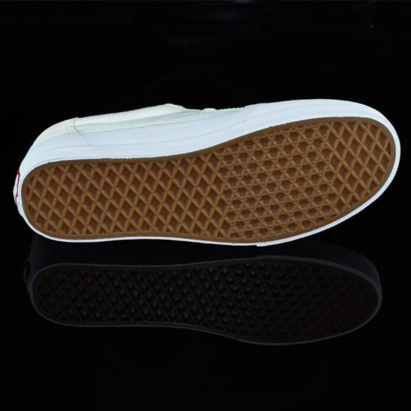 Vans Rowley Solos Shoes Herringbone White Sole