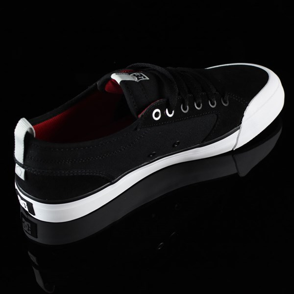 DC Shoes Evan Smith S Shoe Black Rotate 1:30