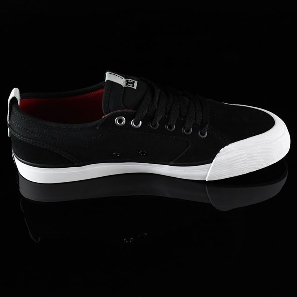 DC Shoes Evan Smith S Shoe Black Rotate 3 O'Clock