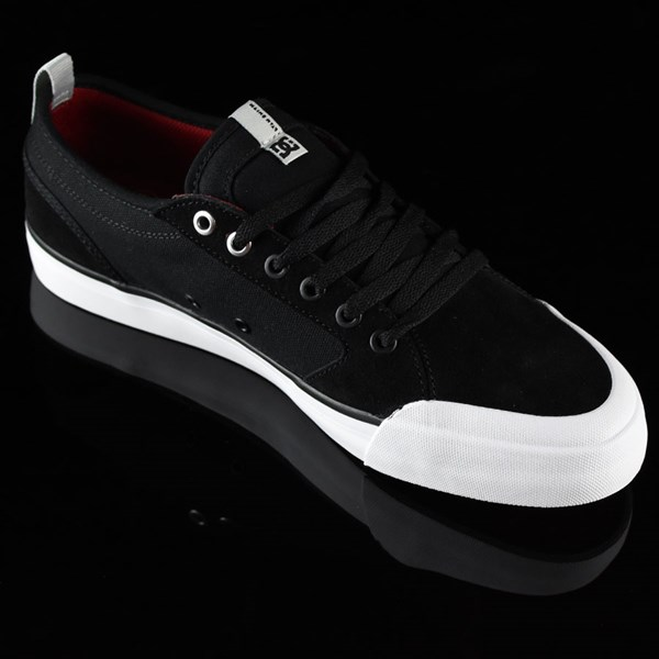 DC Shoes Evan Smith S Shoe Black Rotate 4:30