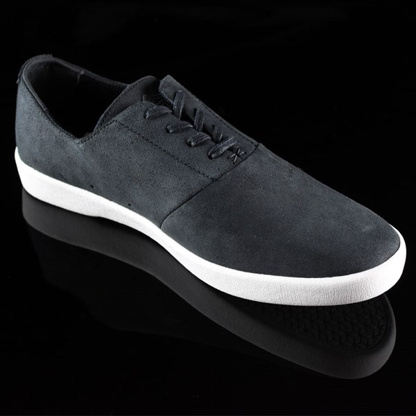 HUF Austyn Gillette Pro Shoes Black Oiled Suede Rotate 4:30