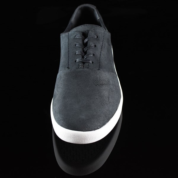 HUF Austyn Gillette Pro Shoes Black Oiled Suede Rotate 6 O'Clock