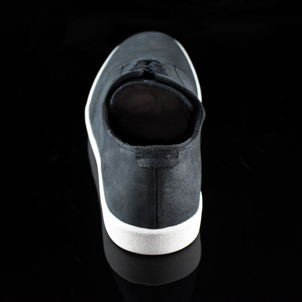HUF Austyn Gillette Pro Shoes Black Oiled Suede Rotate 12 O'Clock