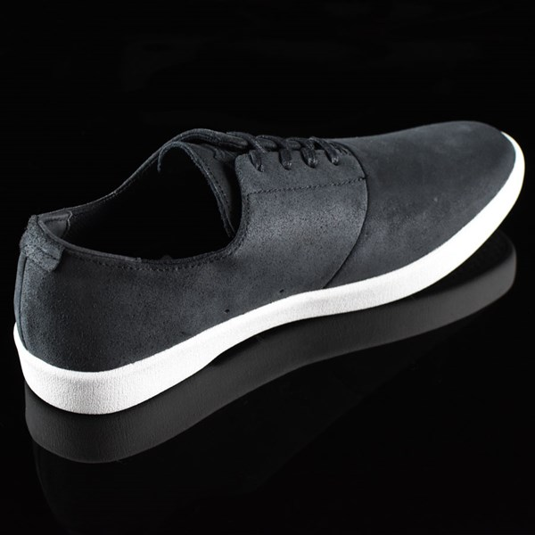 HUF Austyn Gillette Pro Shoes Black Oiled Suede Rotate 1:30