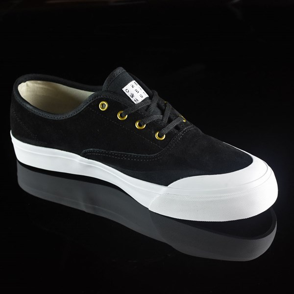 HUF Brad Cromer Pro Shoes Black, White Rotate 4:30