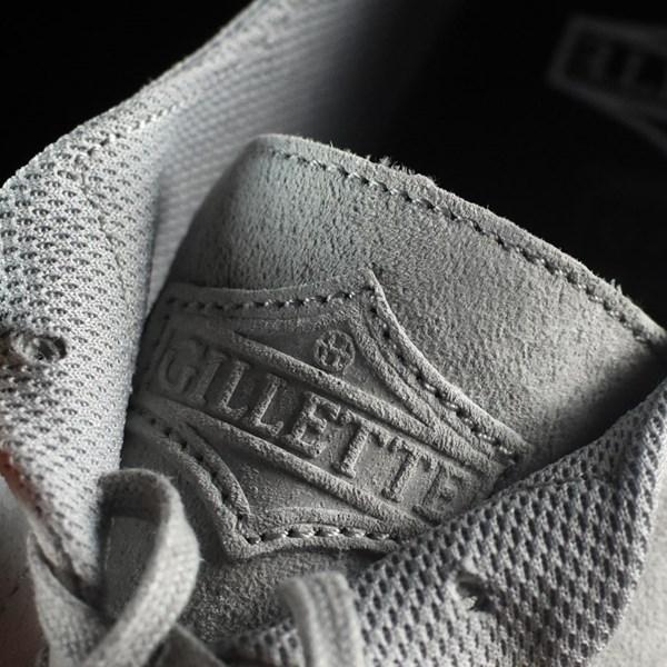 HUF Austyn Gillette Pro Shoes Light Grey Tongue