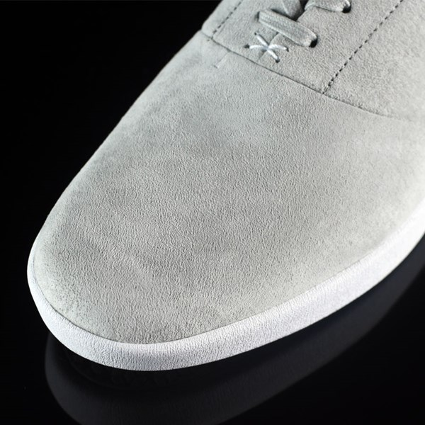 HUF Austyn Gillette Pro Shoes Light Grey Closeup