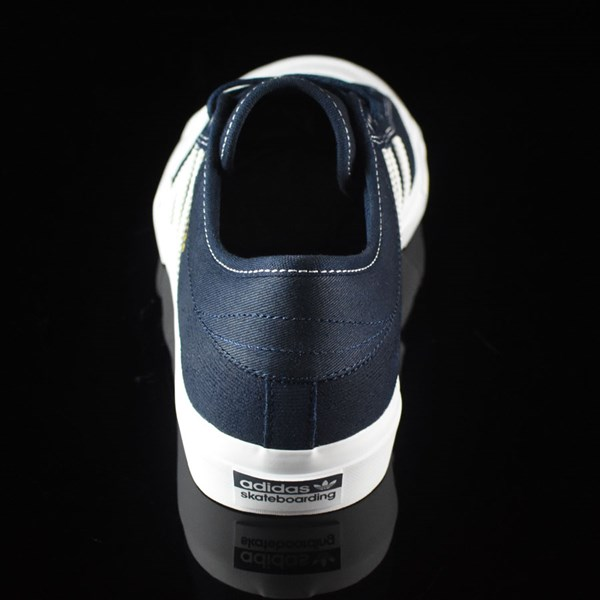 adidas Matchcourt Low Shoes Navy, White, Nestor Rotate 12 O'Clock