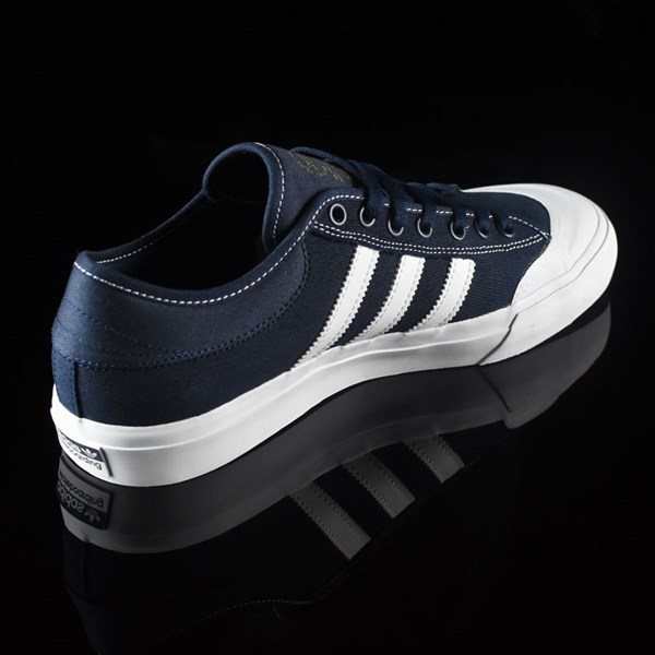 adidas Matchcourt Low Shoes Navy, White, Nestor Rotate 1:30