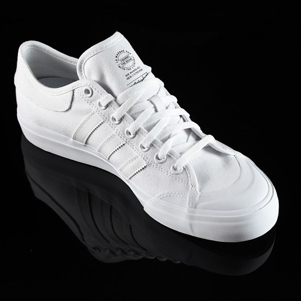 adidas Matchcourt Low Shoes White, White Rotate 4:30