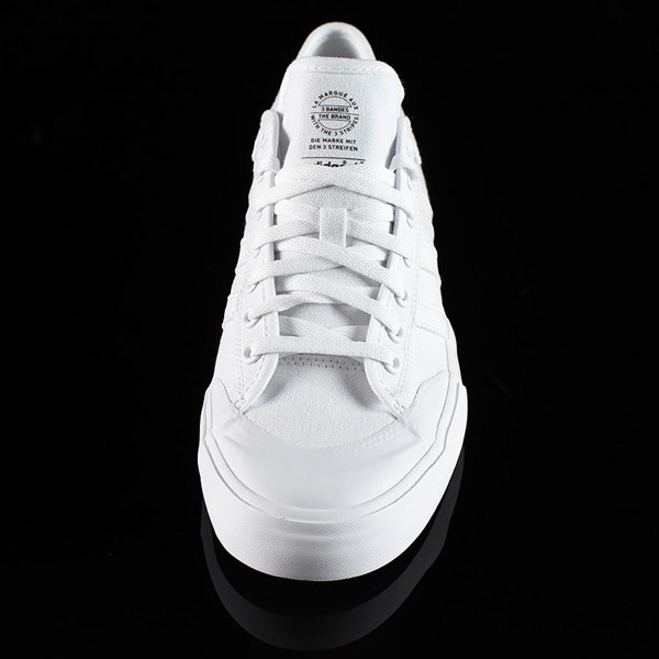 adidas Matchcourt Low Shoes White, White Rotate 6 O'Clock