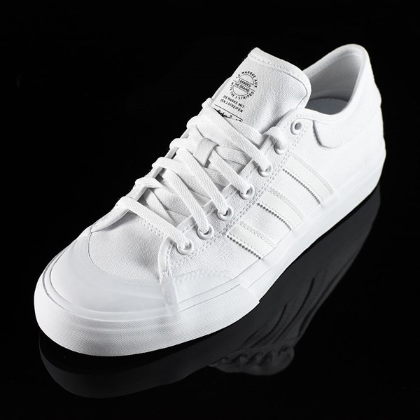 adidas Matchcourt Low Shoes White, White Rotate 7:30