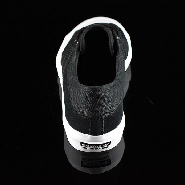 adidas Matchcourt Low Shoes Black, Black, White Rotate 12 O'Clock