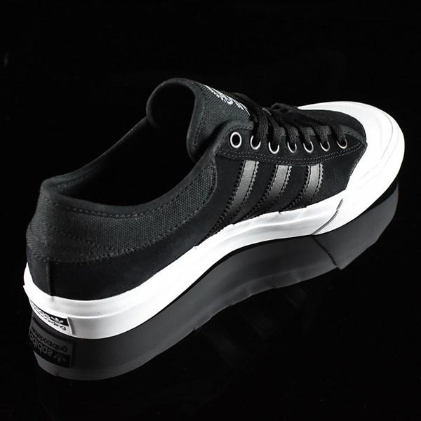adidas Matchcourt Low Shoes Black, Black, White Rotate 1:30