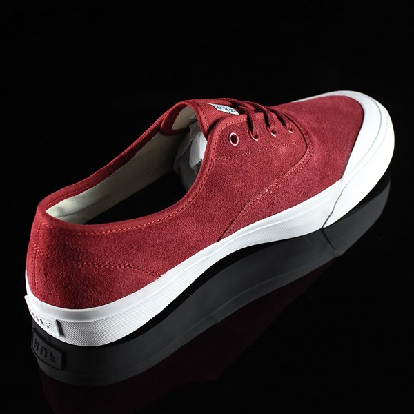 HUF Cromer Shoes Red Rotate 1:30