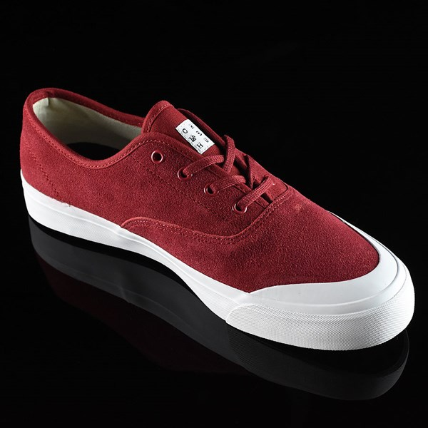 HUF Cromer Shoes Red Rotate 4:30