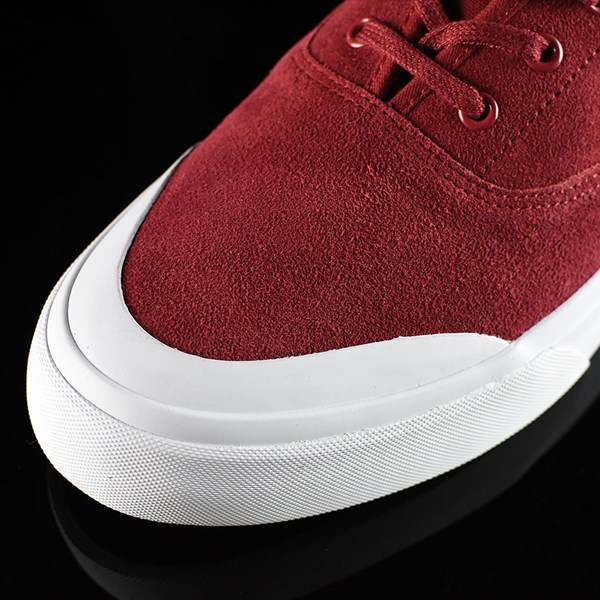 HUF Cromer Shoes Red Closeup