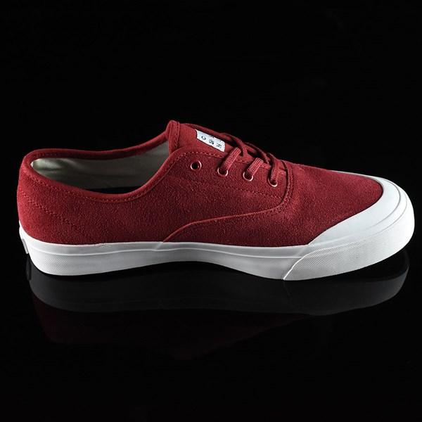 HUF Cromer Shoes Red Rotate 3 O'Clock