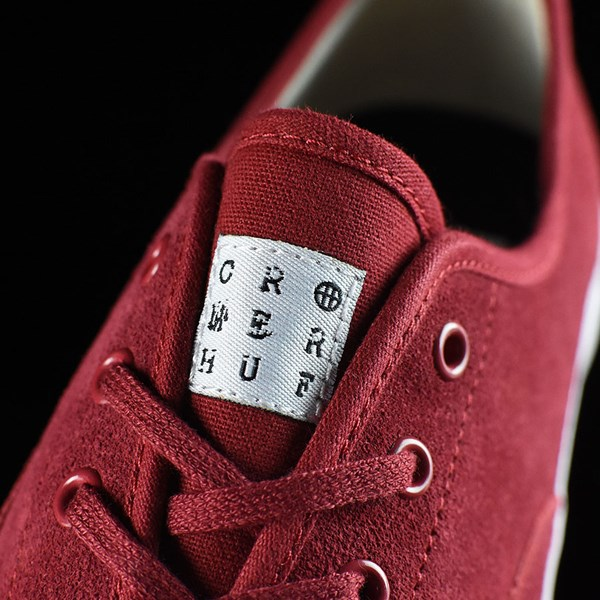 HUF Cromer Shoes Red Tongue