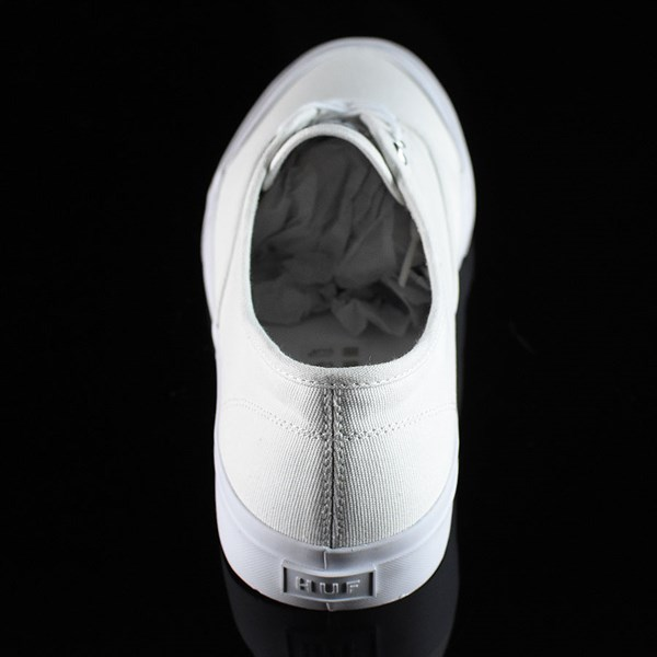 HUF Cromer Shoes White Rotate 12 O'Clock