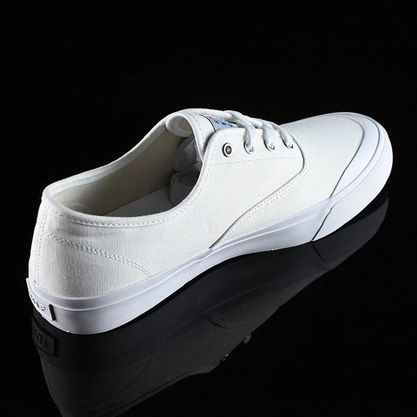 HUF Cromer Shoes White Rotate 1:30