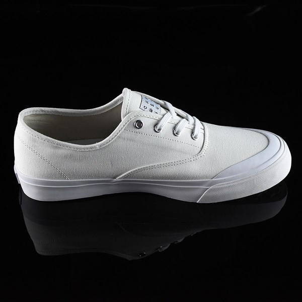 HUF Cromer Shoes White Rotate 3 O'Clock