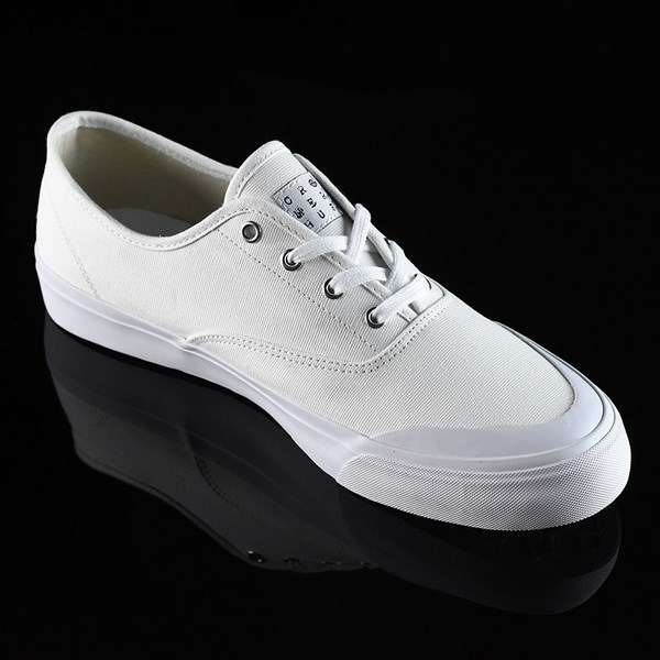HUF Cromer Shoes White Rotate 4:30