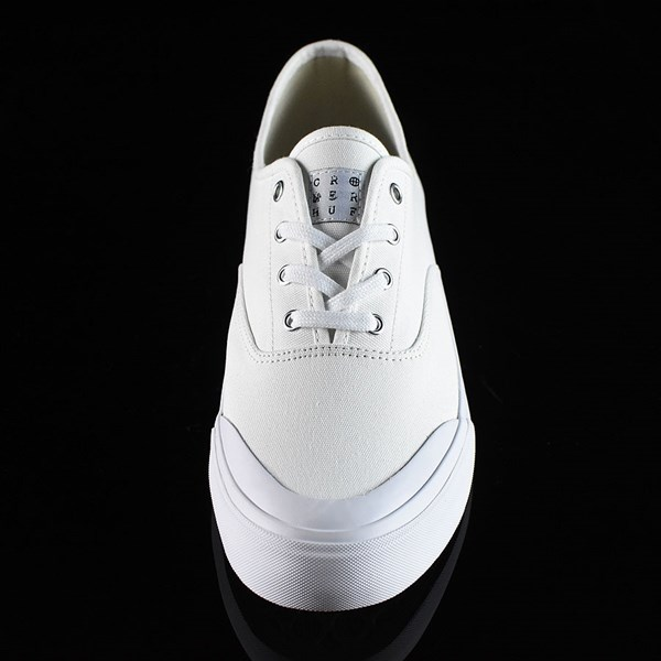 HUF Cromer Shoes White Rotate 6 O'Clock