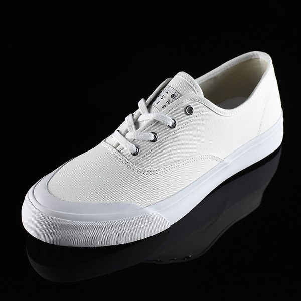 HUF Cromer Shoes White Rotate 7:30