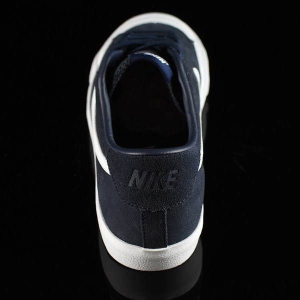 Nike SB Zoom All Court CK Shoes Obsidian Rotate 12 O'Clock