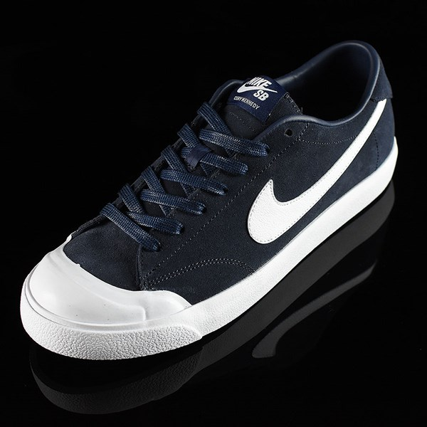 Nike SB Zoom All Court CK Shoes Obsidian Rotate 7:30