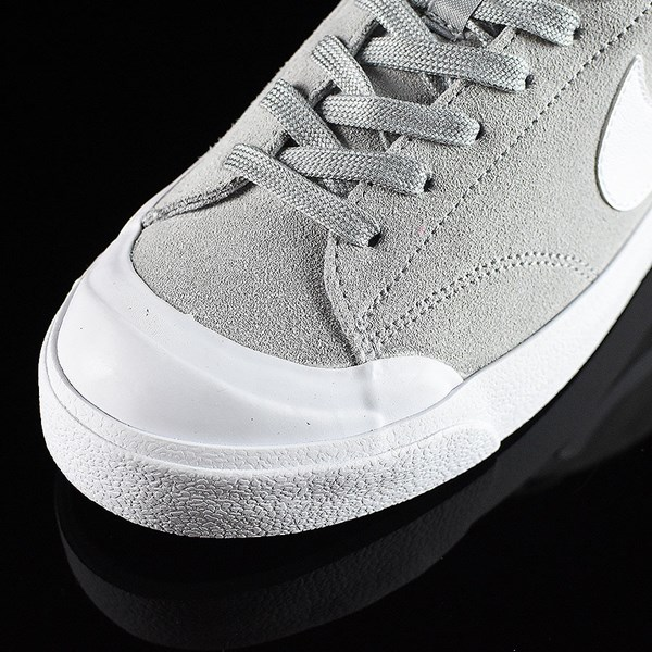 Nike SB Zoom All Court CK Shoes Grey Closeup