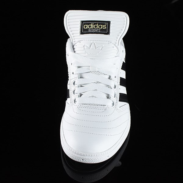 adidas Dennis Busenitz Signature Shoes White Rotate 6 O'Clock