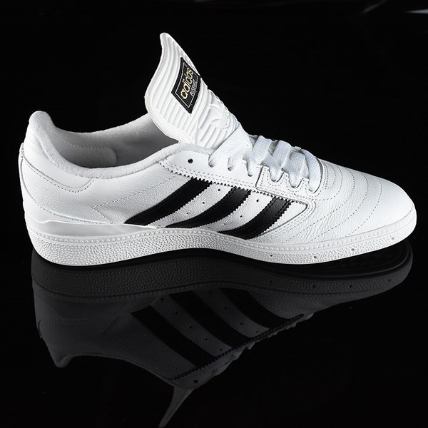 adidas Dennis Busenitz Signature Shoes White Rotate 3 O'Clock